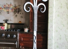Custom Wrought Iron Stand Milwaukee WI