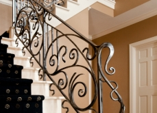 Custom Wrought Iron Railing Milwuakee WI